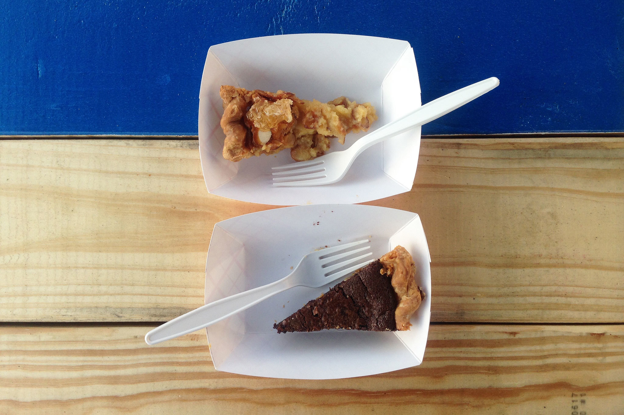Rucker's Pie, Various Locations