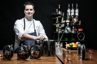 Cocktail & food weekend