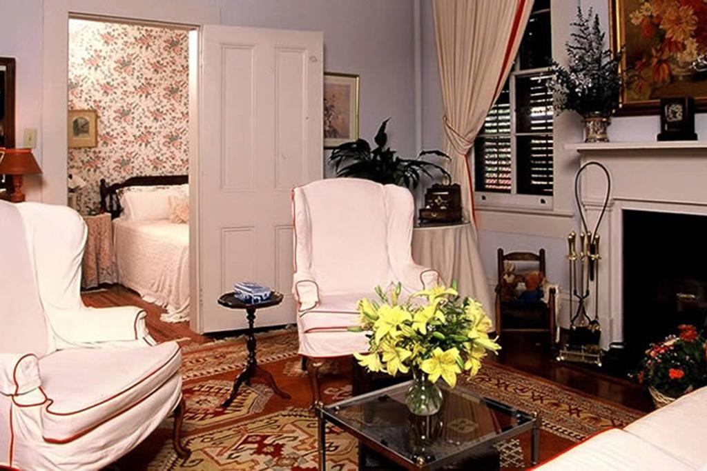 The Lanaux Mansion, New Orleans, LA