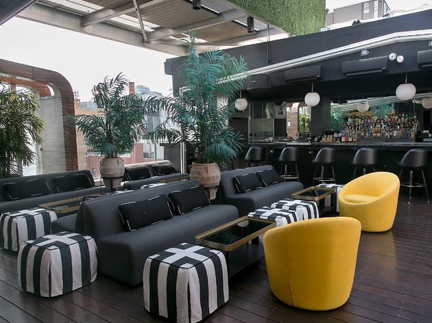 McCarren Hotel & Pool rooftop parties