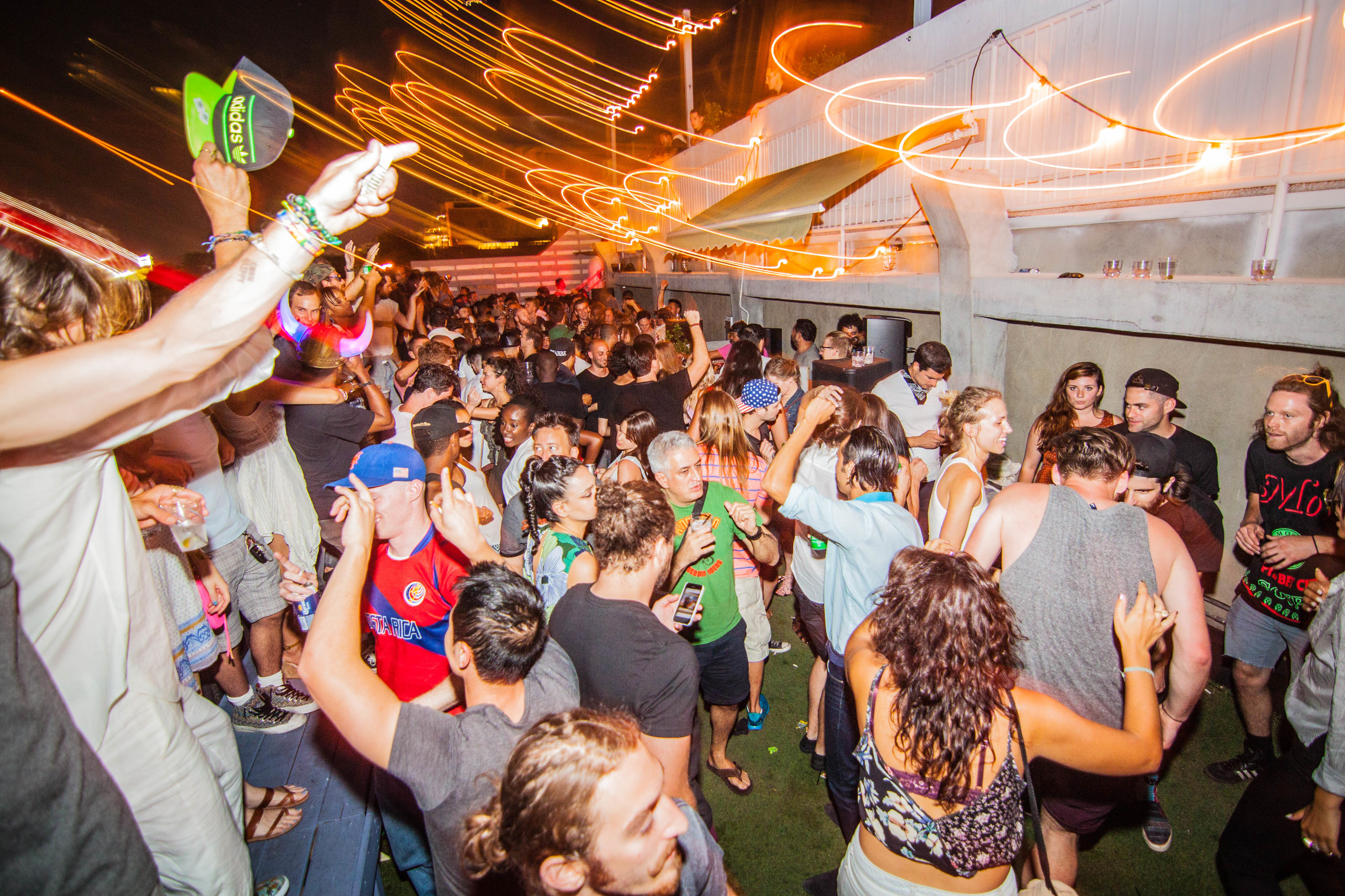 Best Rooftop Parties At Clubs And Summer Festivals In Nyc