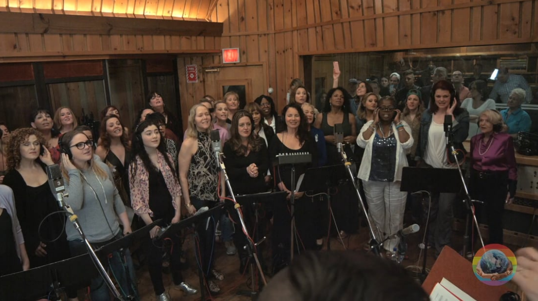 Broadway stars release a powerful musical plea for love to support Orlando