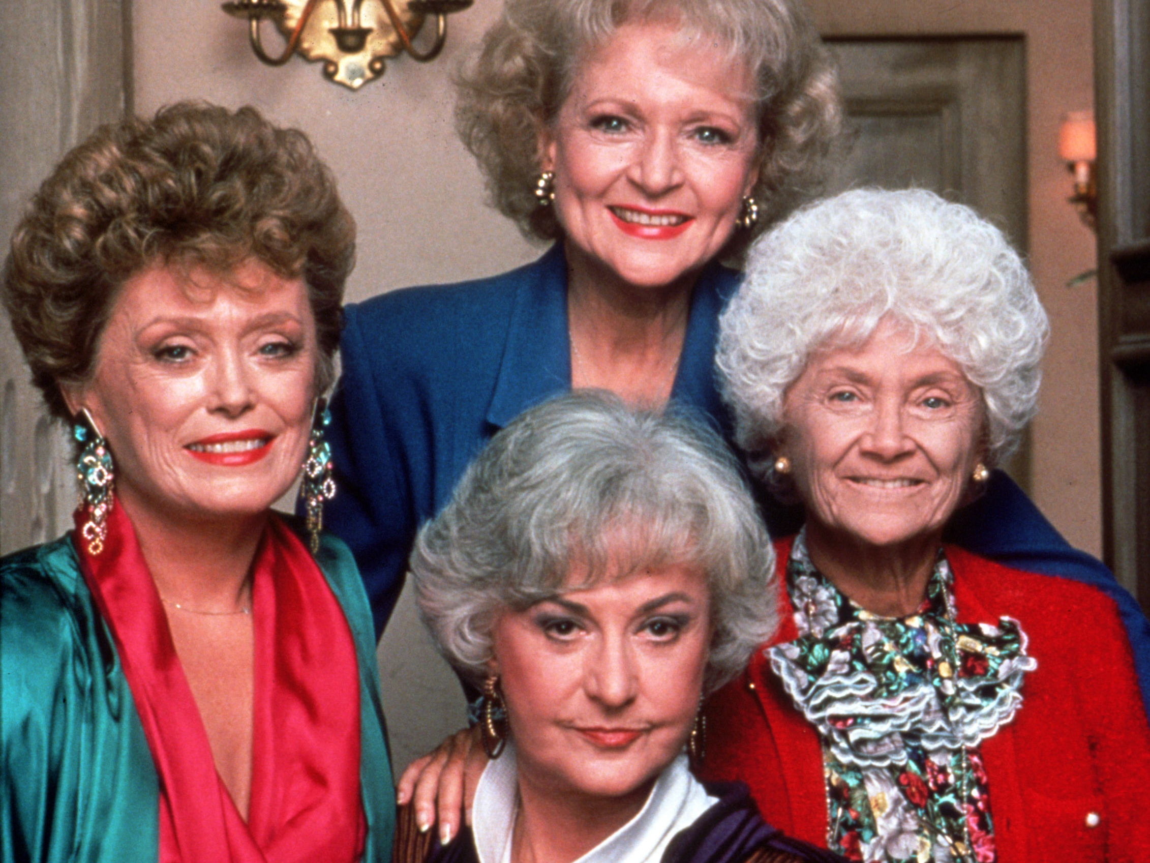 A Golden Girls–themed cafe is opening in Washington Heights, dreams do come true