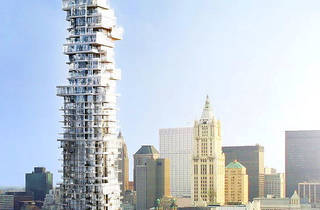 The ten craziest-looking buildings in New York
