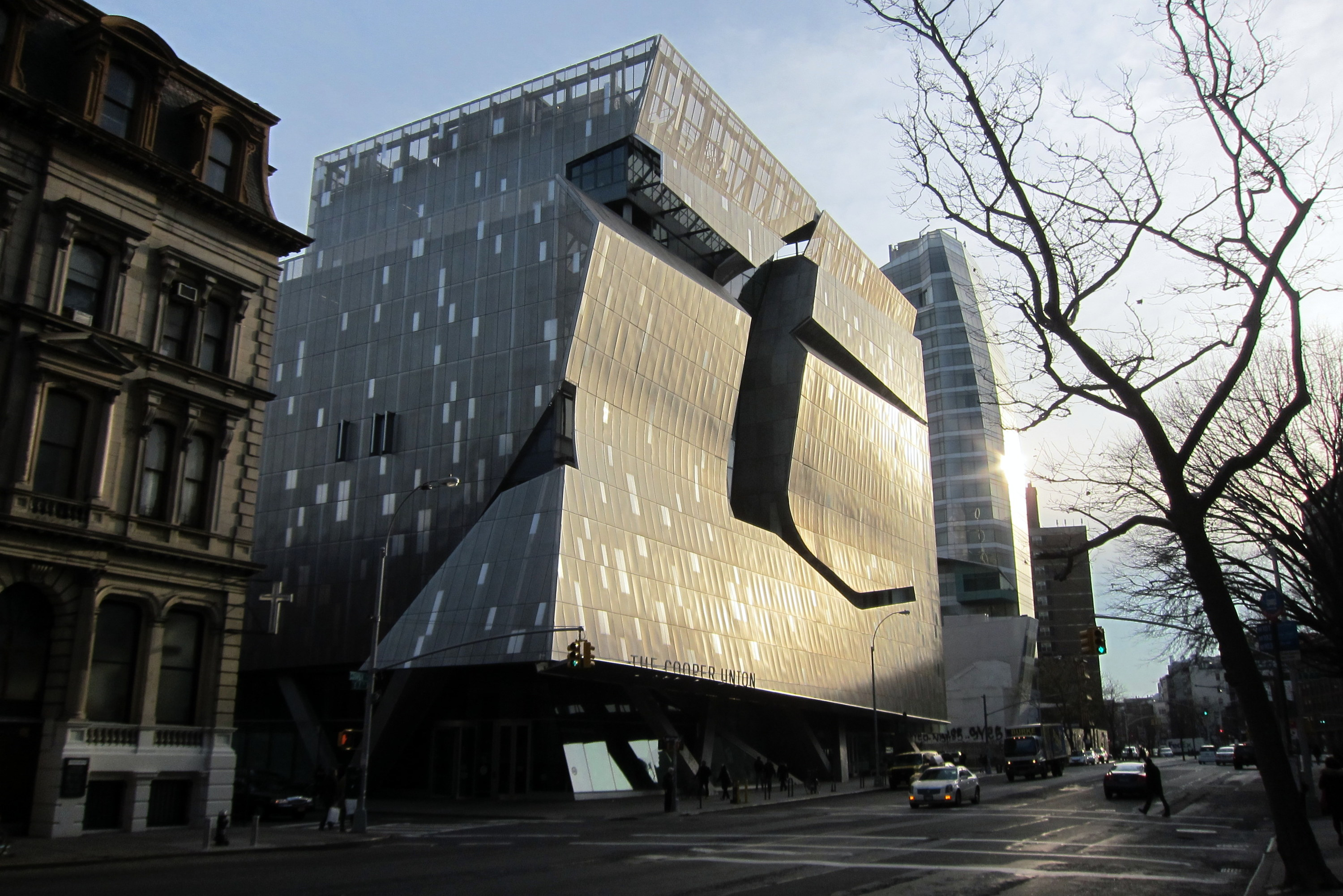 The 10 craziest-looking buildings in New York