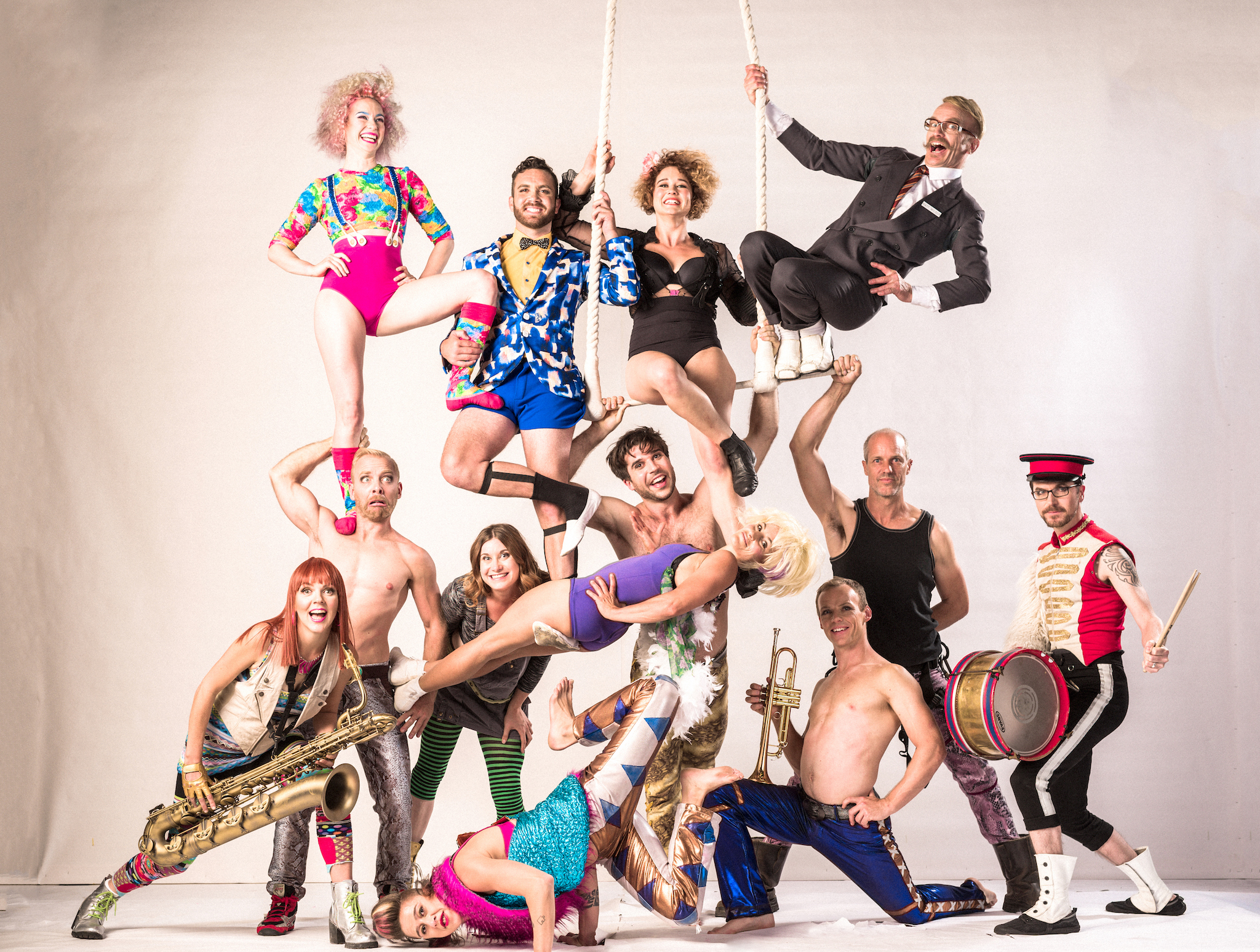 Circus Oz guest director Anni Davey on TwentySixteen