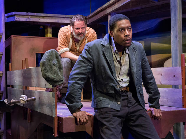 The Grapes of Wrath at the Gift Theatre
