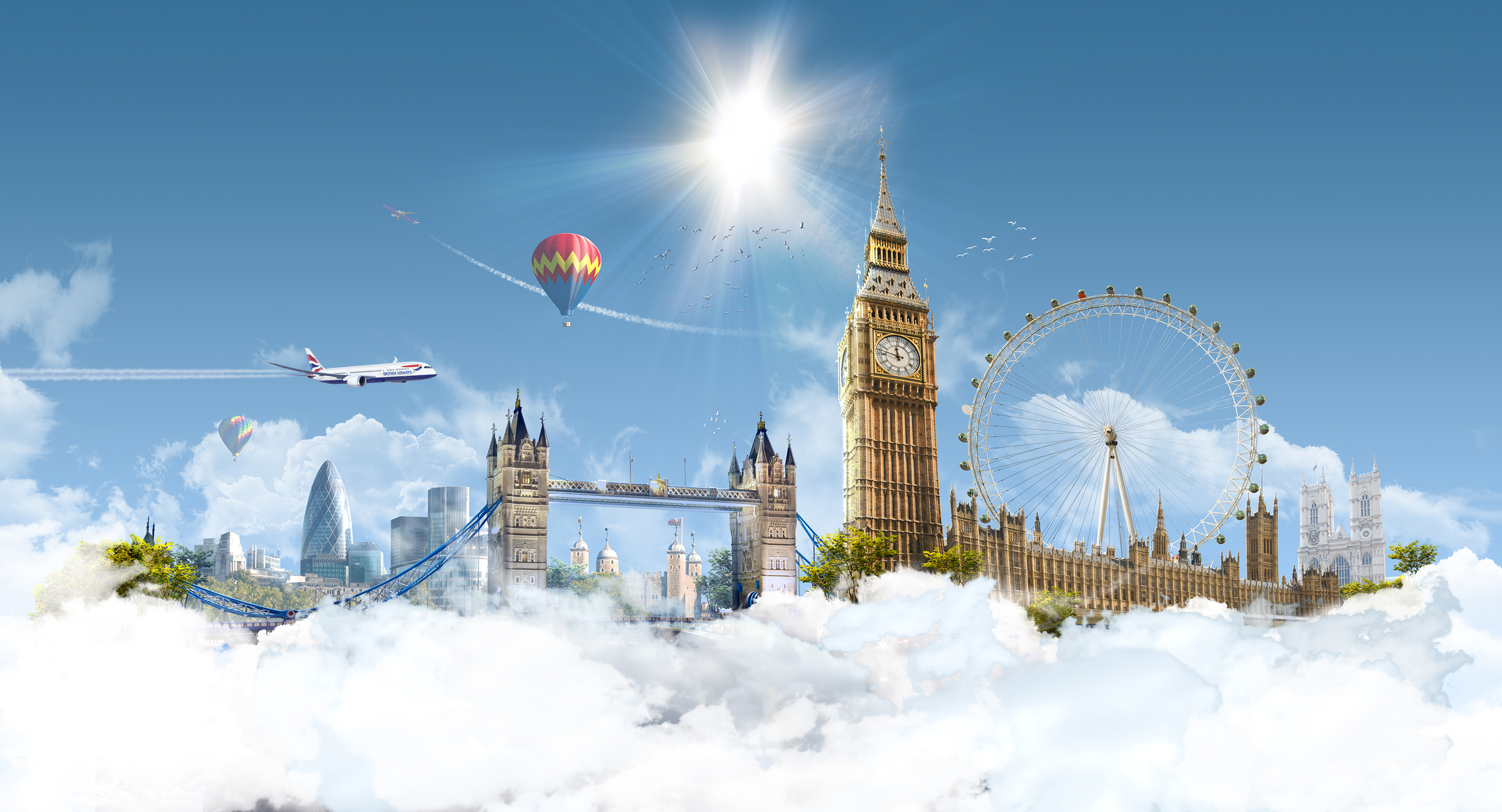 Win a Business Class trip to the UK for you and two friends plus Bestival tickets