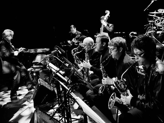 BW shot of SNJO