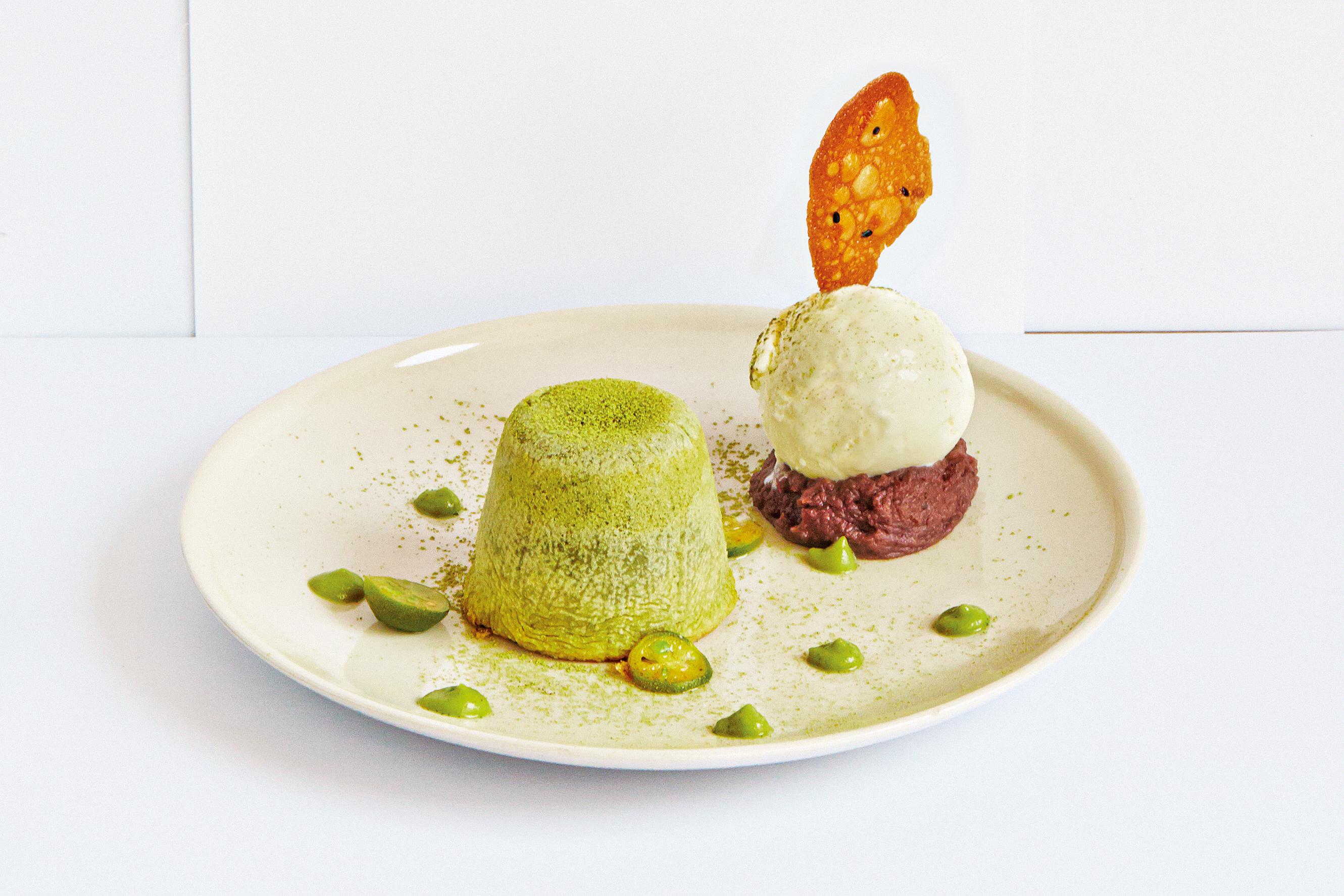 The best green tea desserts in KL