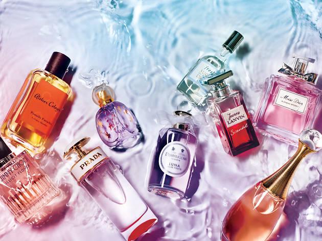 Time Out HK Summer Fragrances