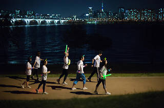 Hangang Night Walk 42K