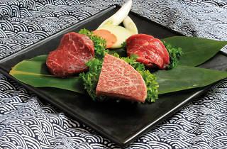 Premium Rare Plate from NikuNoHi