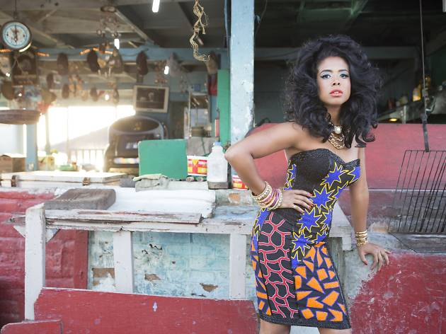 Kelis is launching a milkshake pop-up in London