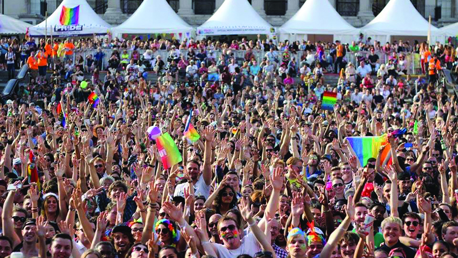 A beginner's guide to Pride