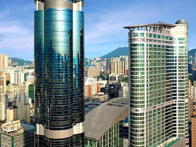 Cordis, Hong Kong at Langham Place