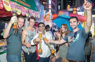 Lan Kwai Fong Beer & Music Festival
