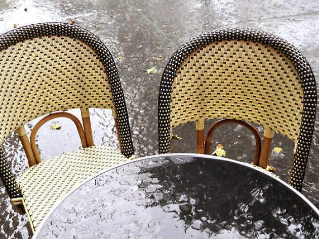 How to enjoy Paris in the rain