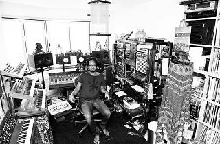 Steve Rachmad aka Sterac Electronics, Ryan Elliott