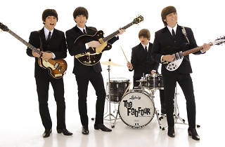 Beatles The Fab 4