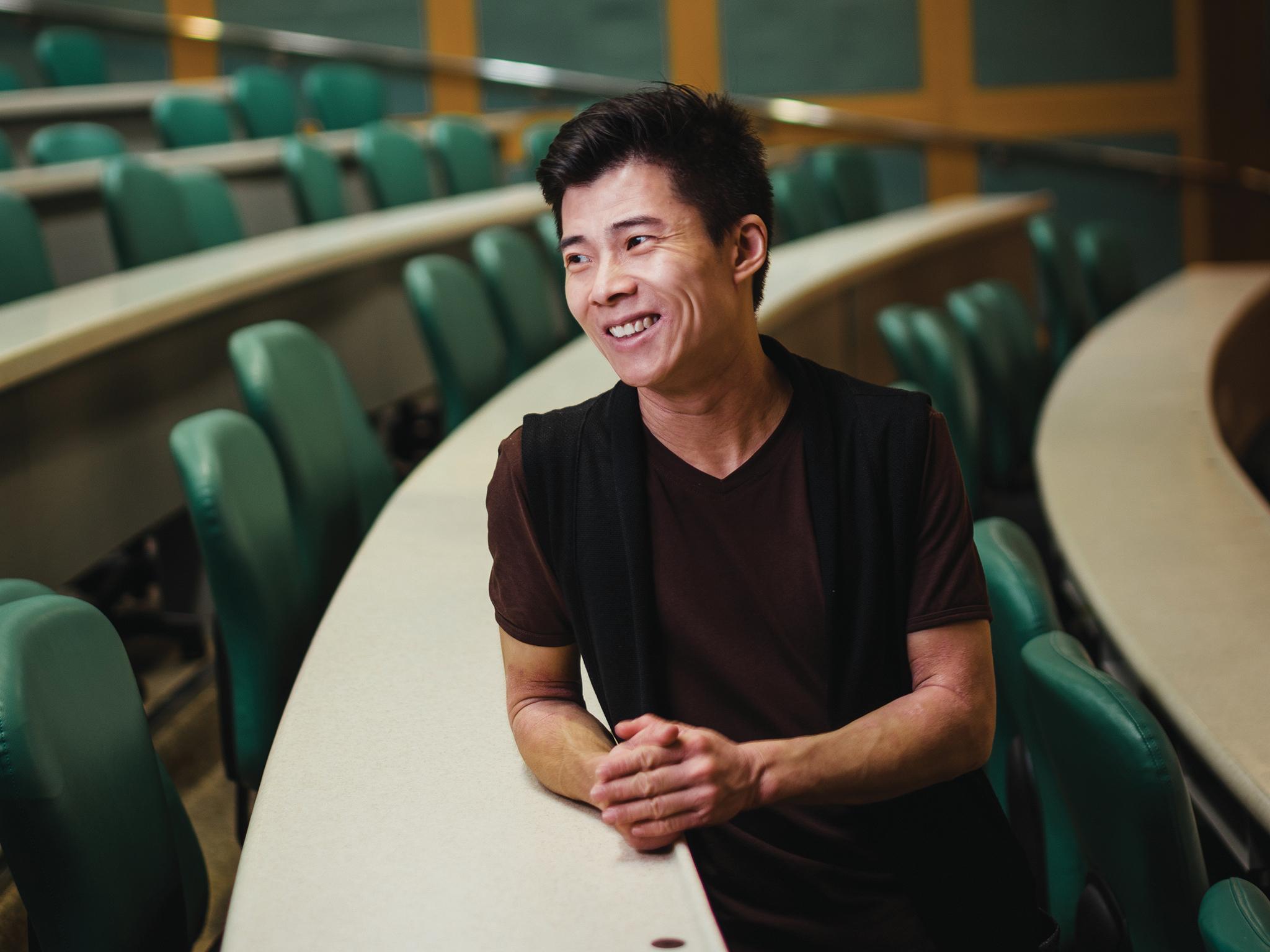 Trans filmmaker Kaspar Wan on gender identity and his Hong Kong support group