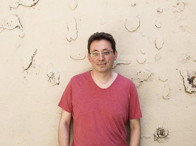 Jordi Masó és un pianista pulp