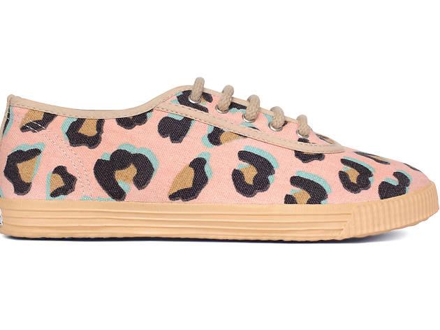 Startas Pink leopard