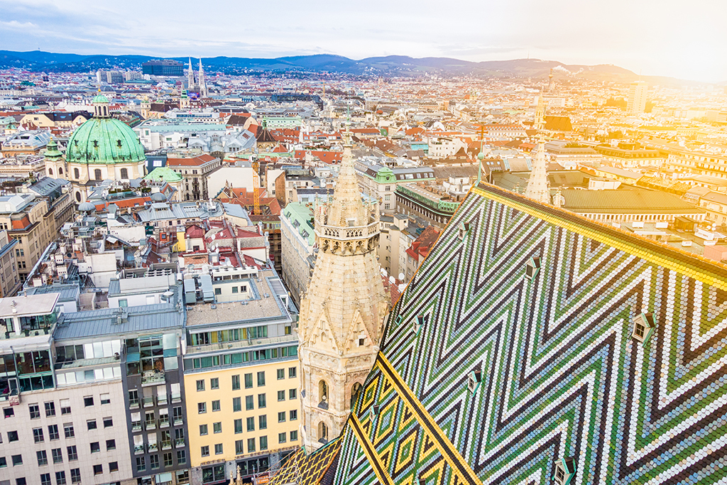 72 hours in Vienna