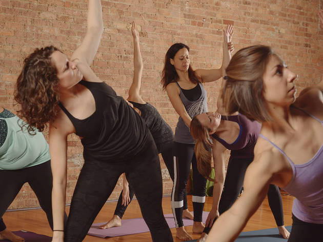 Yoga Loft | Sports and fitness in River North, Chicago