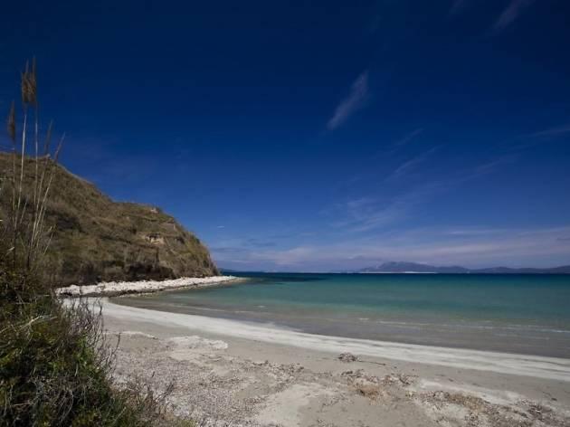Spiaza beach, Susak