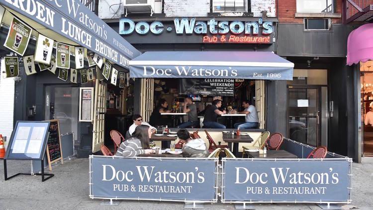 Doc Watson's (Photograph: Courtesy of Doc Watson's)