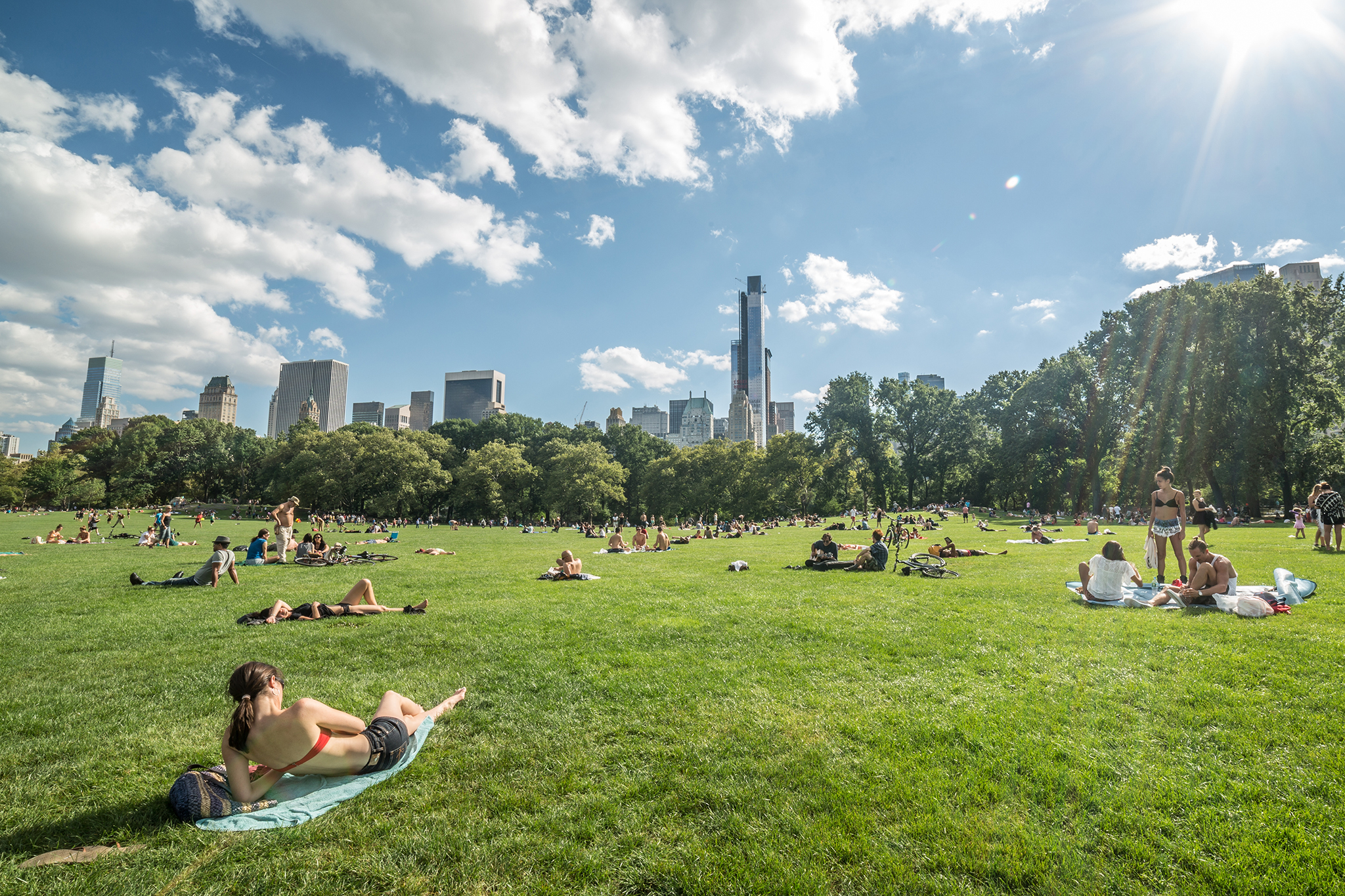 40 amazing things to do in NYC in July