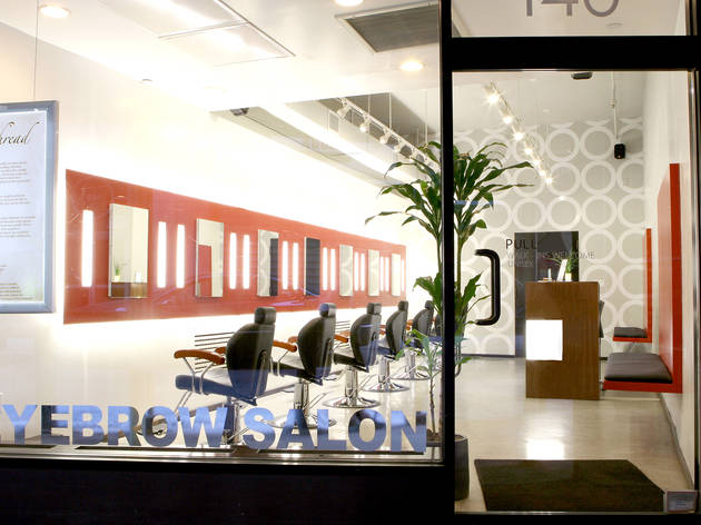 The best places for eyebrow waxing in NYC
