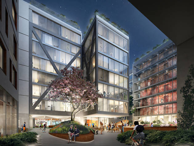"""New Bushwick condos will create a """"city within a city"""""""