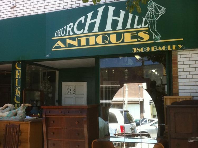Church Hill Antiques