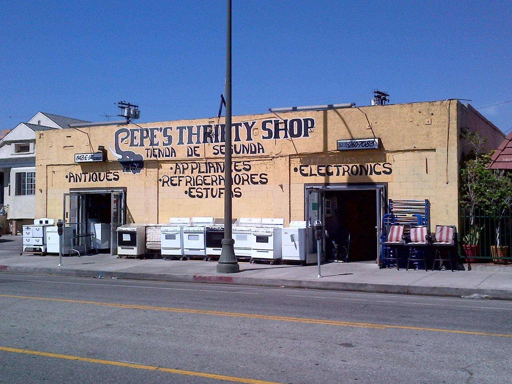Pepe's Thrifty Shop