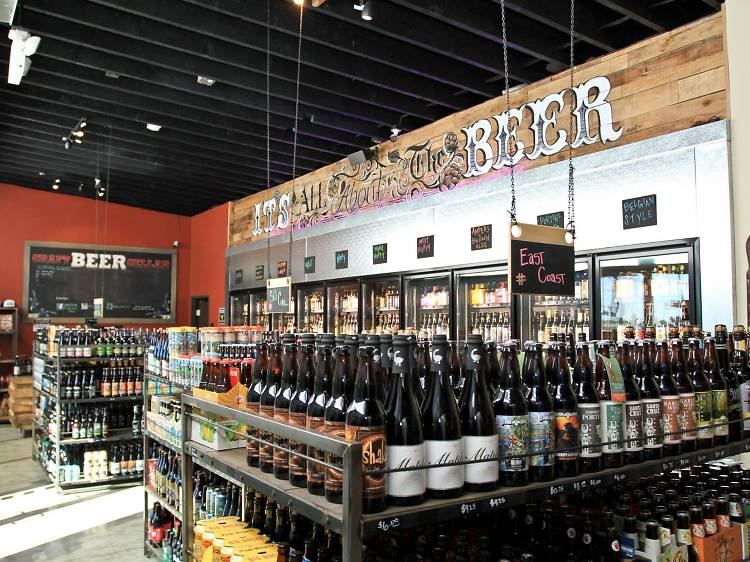A Los Angeles beer-store guide