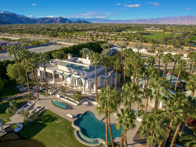 Check out these insane Palm Springs homes for rent over Desert Trip weekend