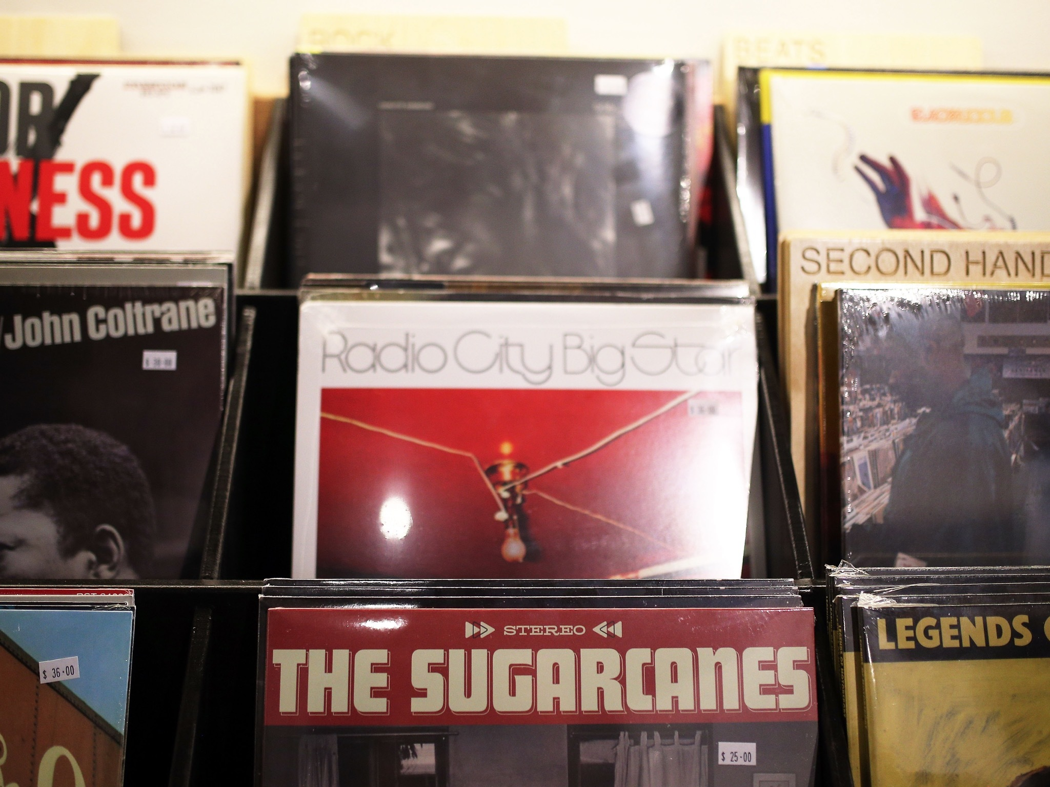 Go record shopping and find 'your song'