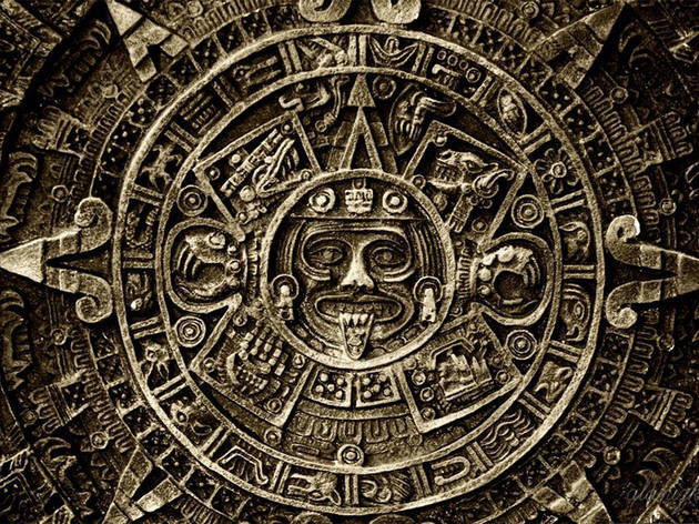 Find the Mayan treasure