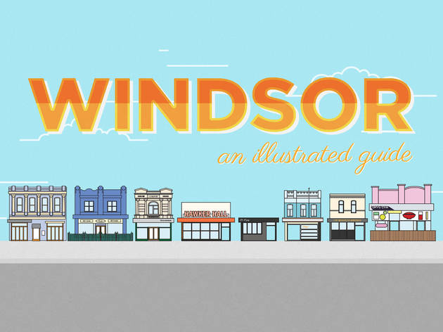 An illustrated walk through Windsor