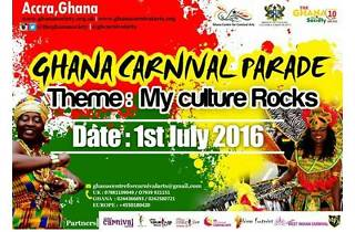 Ghana Carnival,Independence Square,Accra/Ghana.