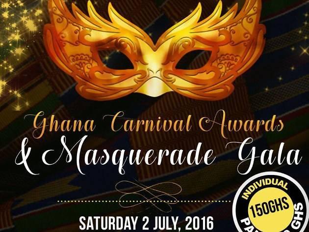 Ghana Carnival & Masquerade Gala