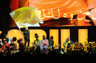 African Express Presents: The Orchestra of Syrian Musicians + Damon Albarn + Guests