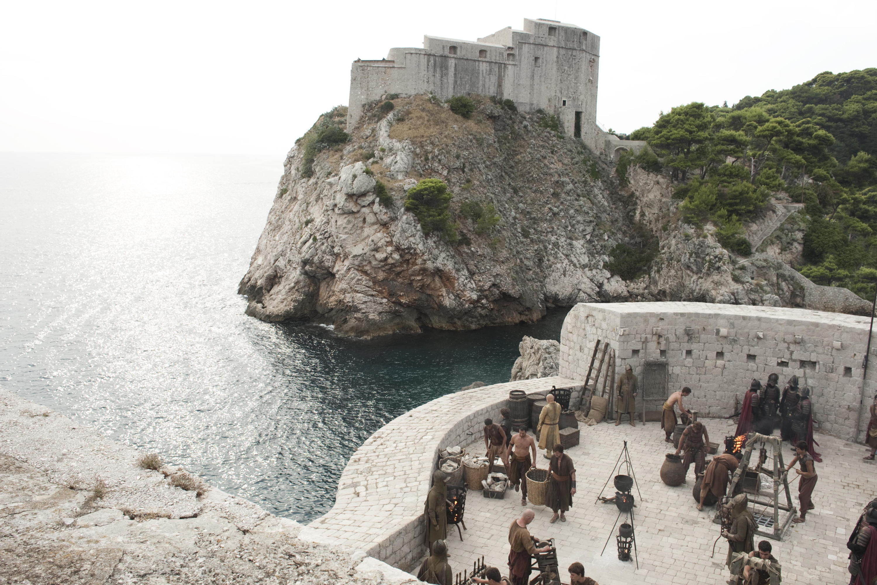 Game of Thrones guide to Croatia