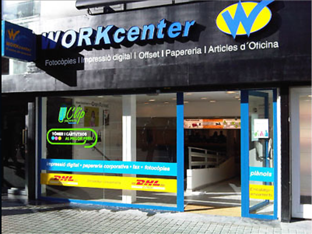 Workcenter