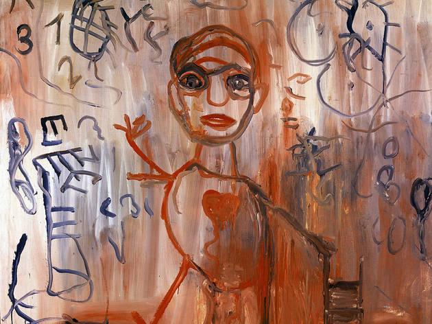 """A.R. Penck, """"Ralf"""", 1962"""