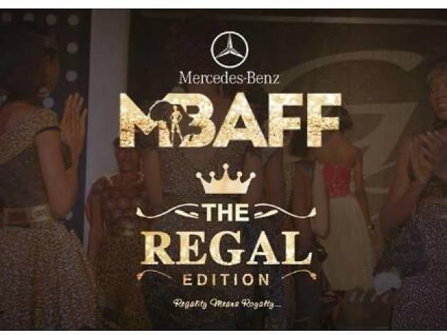 Mercedes Benz African Fashion Festival 2016,World Trade Centre,Accra/Ghana.