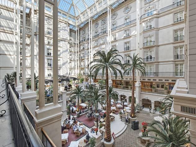 Best gardens in London restaurants, The Winter Garden
