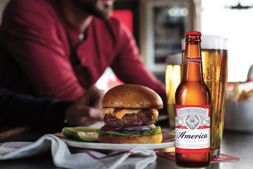 Battle of the Burger presented by Budweiser